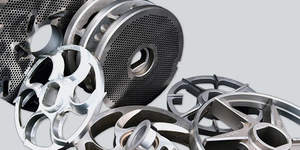 Unlimited Spare Parts International  Slijtageonderdelen voor machines in de voedselindustrie